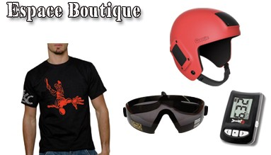 Online Store, Parachuting equipment
